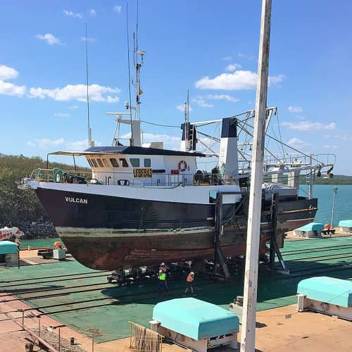 Cairns Marine & Seafood Refrigeration & Freezing Specialists