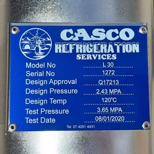 Cairns Manufacturers of Freezing & Heat Exchange Equipment