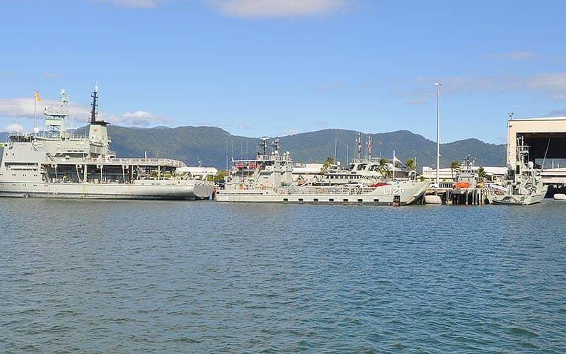 Cairns Trawler Boat Refrigeration